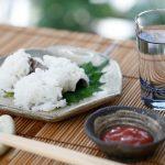 料理で日本酒を選ぶ~食中酒のたしなみ~料理に合わせて様々なタイプの清酒を用意する