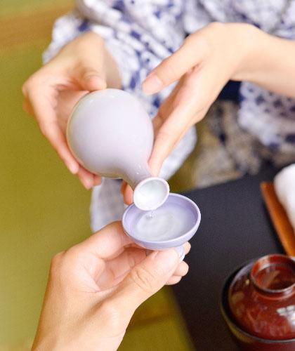 日本酒と酒器のサイエンス