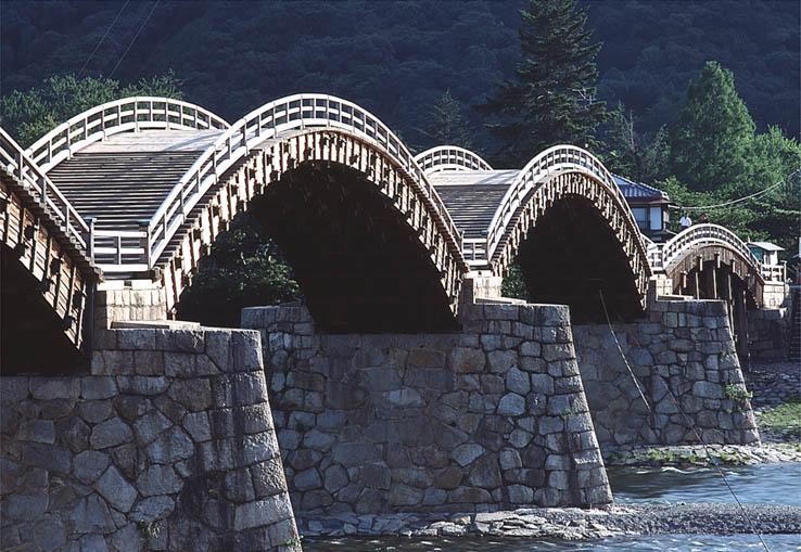 五橋~錦帯橋は心の架け橋!人と米が醸す軟水の酒~酒井酒造株式会社