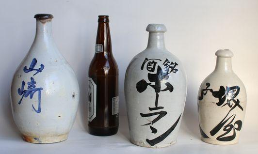 お銚子と徳利の違い~瓶子、片口、両口とは?混同された呼び名と用途~