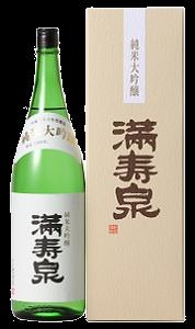 満寿泉 純米大吟醸 1800ml