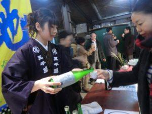 三千盛 酒蔵感謝祭