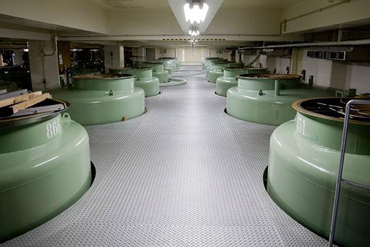 秋田銘醸酒蔵見学