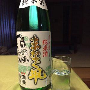 まるごと秋田 純米酒まなぐ凧