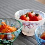 津軽びいどろ~浮玉造りの技術と現代的な感覚を取り入れた美しい色グラス~